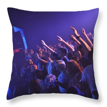 Moriah Peters-7105 Throw Pillow by Gary Gingrich Galleries