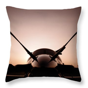 Morning Mercy Throw Pillow