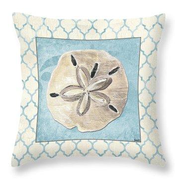 Moroccan Spa 2 Throw Pillow