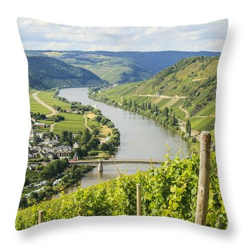 Mosel Area Throw Pillow
