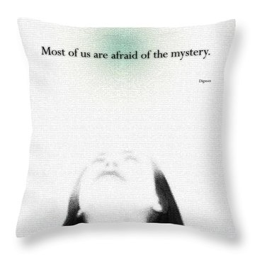 Japanese Poetry Throw Pillows