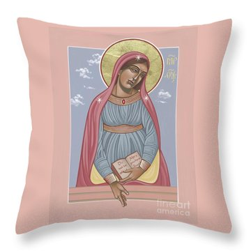 Mother Of Holy Hope 263 Throw Pillow