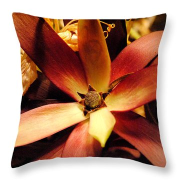Mother's Day - After A Month Throw Pillow