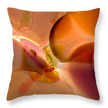 Mothers Love Throw Pillow by Omaste Witkowski