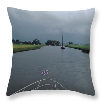 Friesland Throw Pillows