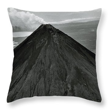 Mayon Throw Pillows