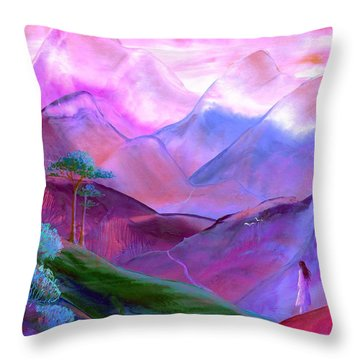 Heather Throw Pillows