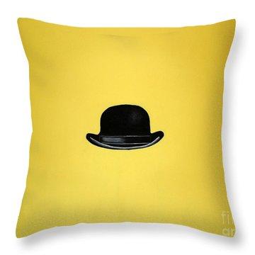 Mr. Brightside Throw Pillow by Venus