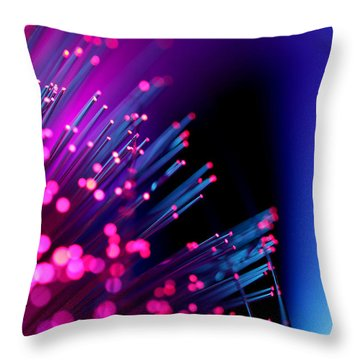 Mr Fantasy Throw Pillow