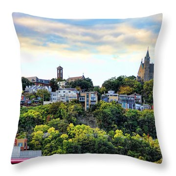 Mt Adams 9907 Throw Pillow