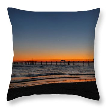 Throw Pillow featuring the photograph Mu  by Erhan OZBIYIK