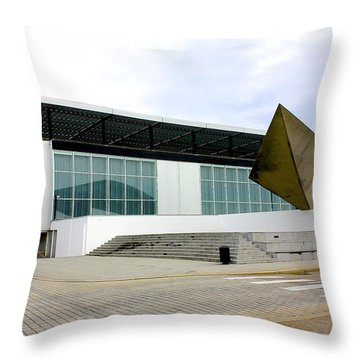 Throw Pillow featuring the photograph Muma by Colleen Williams