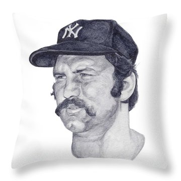 Munson Throw Pillow