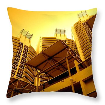 Murano Grande, Miami Throw Pillow