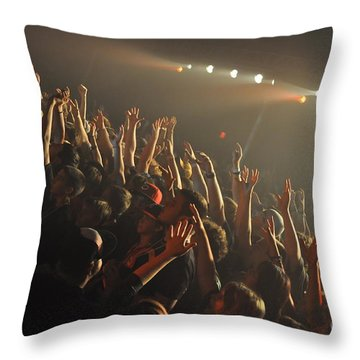 Museum-2596 Throw Pillow by Gary Gingrich Galleries