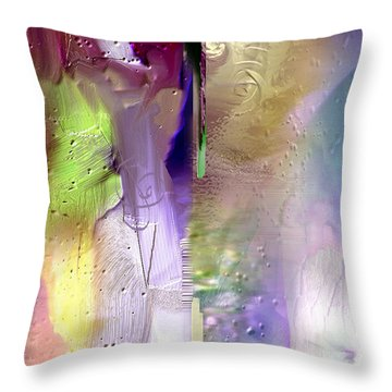 Musical Throw Pillow