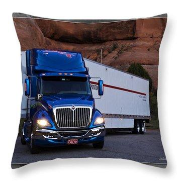Mvt #12 Throw Pillow