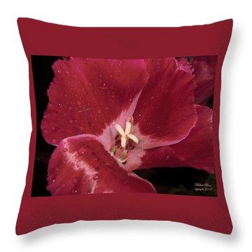 My Beauty Throw Pillow