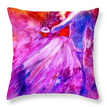 My Beloved Is Mine And I Am His Throw Pillow