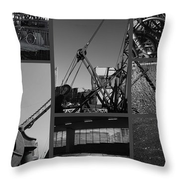 Throw Pillow featuring the photograph My Book Cover by Maja Sokolowska