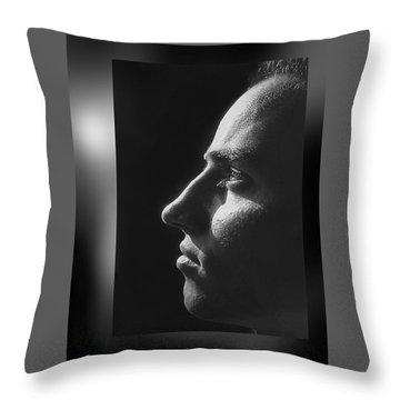 Just  Don' T  Smoke  Throw Pillow by Hartmut Jager