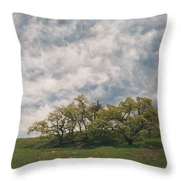 My Dreams Of Us Throw Pillow