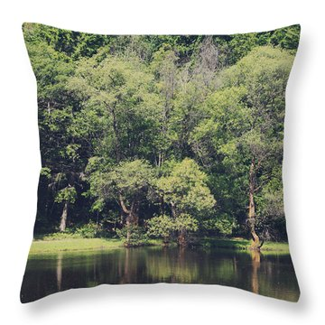 My Existence Throw Pillow by Laurie Search