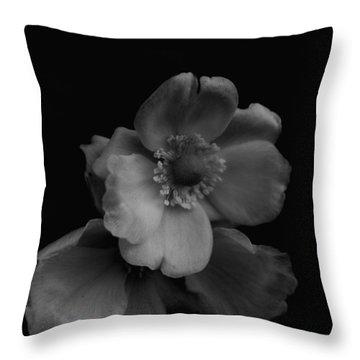 Throw Pillow featuring the photograph My Fair Lady by Rachel Mirror