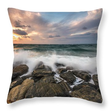 My First Light Throw Pillow