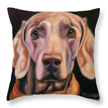 My Kerchief Throw Pillow