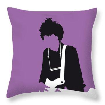 Bob Dylan Throw Pillows