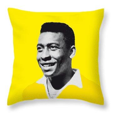 Messi Throw Pillows