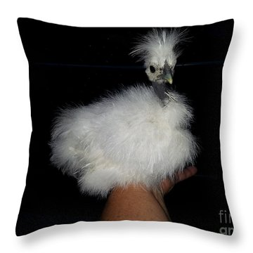 My Showgirl  Throw Pillow