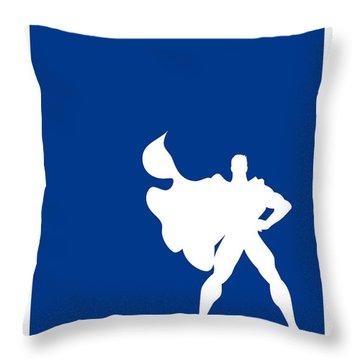 Power Throw Pillows