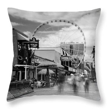Myrtle Beach Throw Pillows
