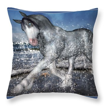 Mystic Inspiration Throw Pillow