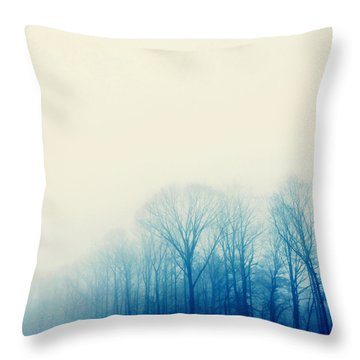 Throw Pillow featuring the photograph Mystic by Kim Fearheiley