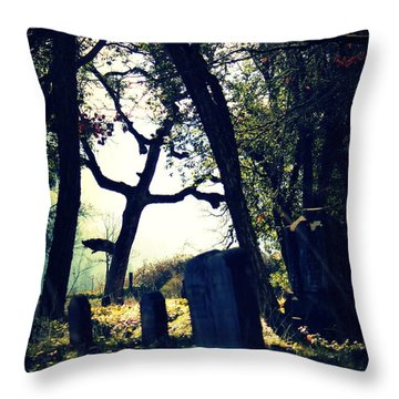Throw Pillow featuring the photograph Mystical Fantasies by Melanie Lankford Photography