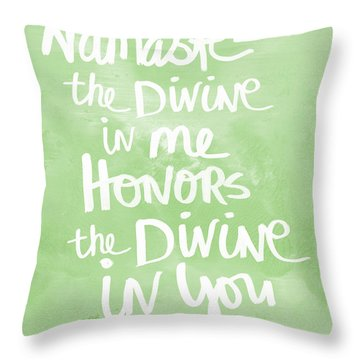 Buddha Throw Pillows