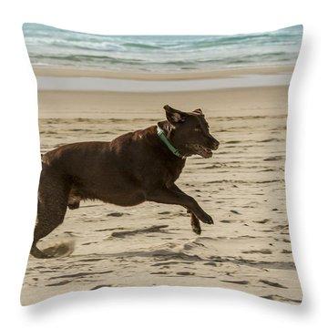 Name Something More Fun Than This Throw Pillow by Jean Noren