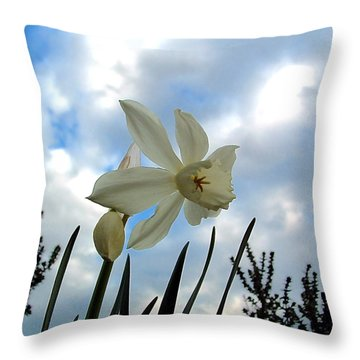 Narcisse Throw Pillow