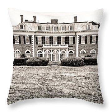 Nassau County Museum Of Art Throw Pillow