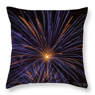 National Day Throw Pillow by Bruno Santoro