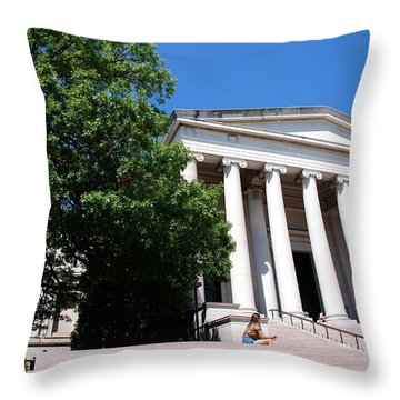 National Gallery Of Art Throw Pillow