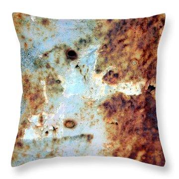 Natural Abstract 8 Throw Pillow