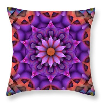 Natural Attributes 15 Square Throw Pillow