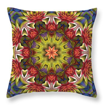 Natural Attributes 18 Square Throw Pillow