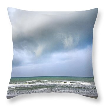 Nature At Its Best Throw Pillow by Betsy Knapp
