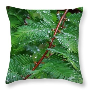 Nature - Beautiful And Simple Throw Pillow