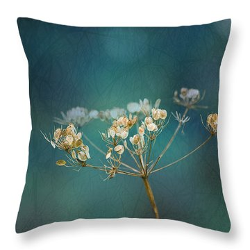 Nature Is Art Throw Pillow